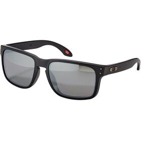 Oakley Holbrook Sunglasses matte black/prizm black polarized